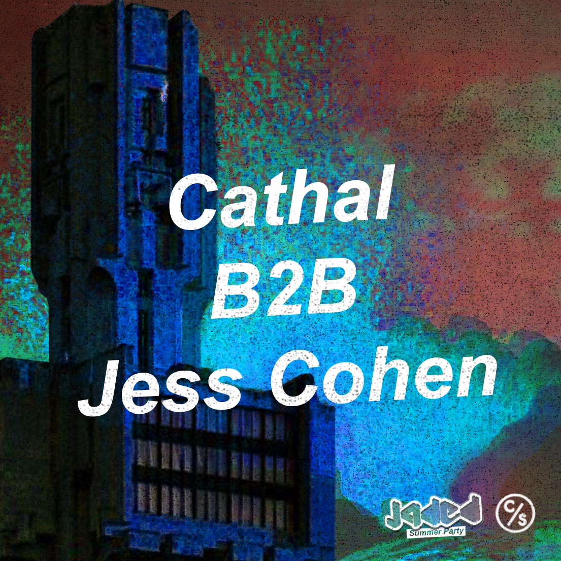 Choose Your Weapons: Cathal & Jess Cohen
