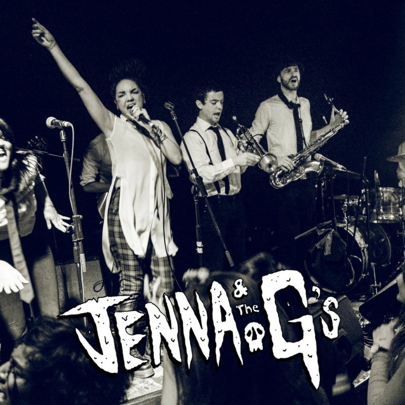 JENNA AND THE G'S
