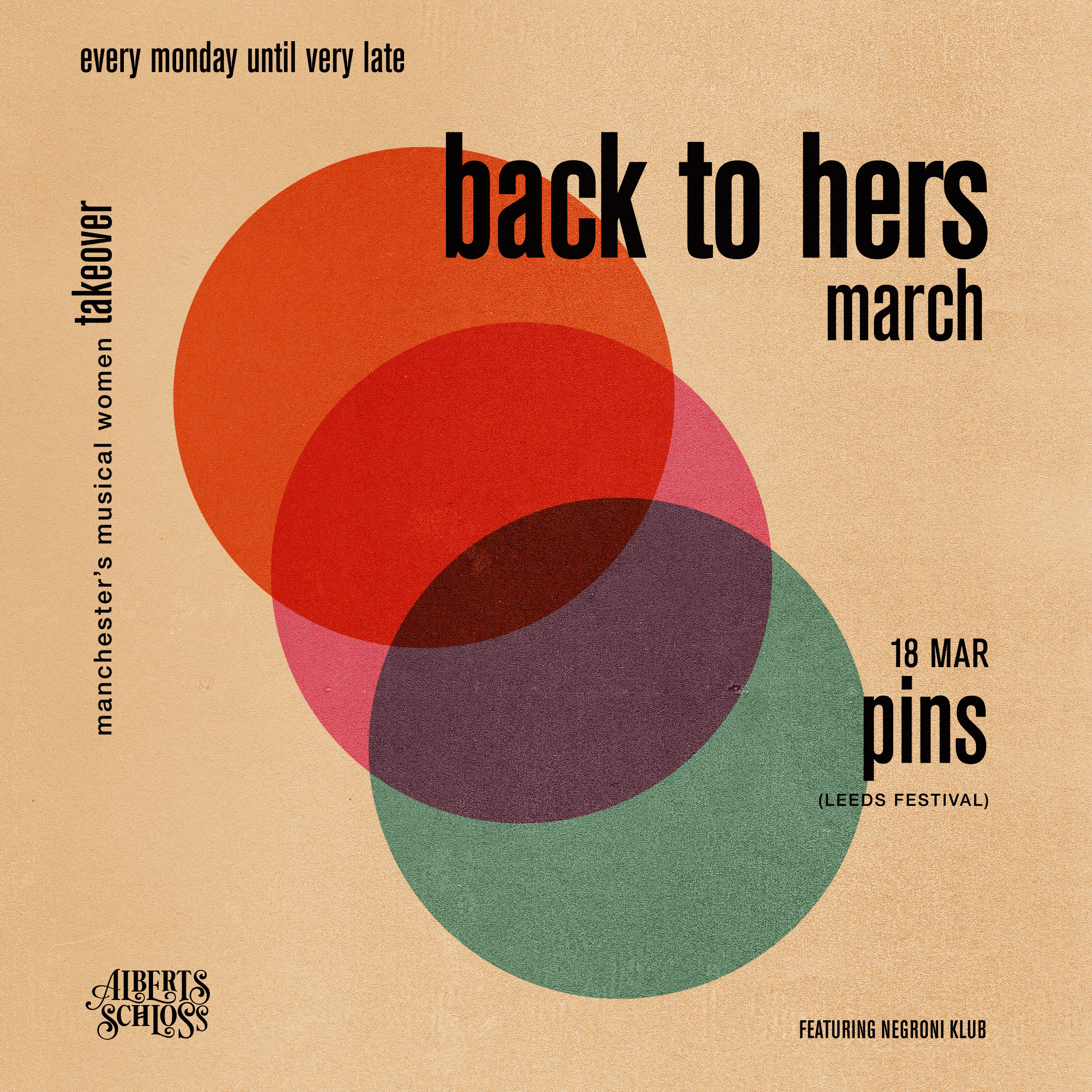 BACK TO MEIN // PINS